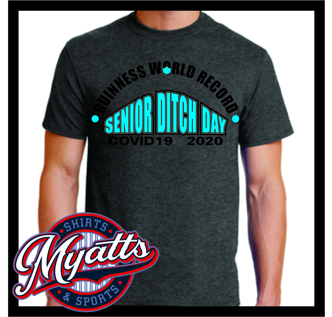 Senior Ditch Day T Shirts