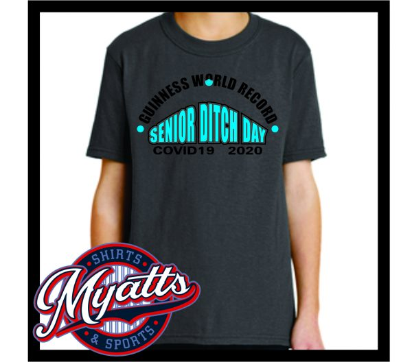 Senior Ditch Day Youth T Shirt