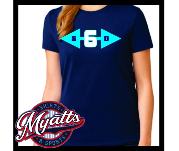 SD6 T Shirt Women's
